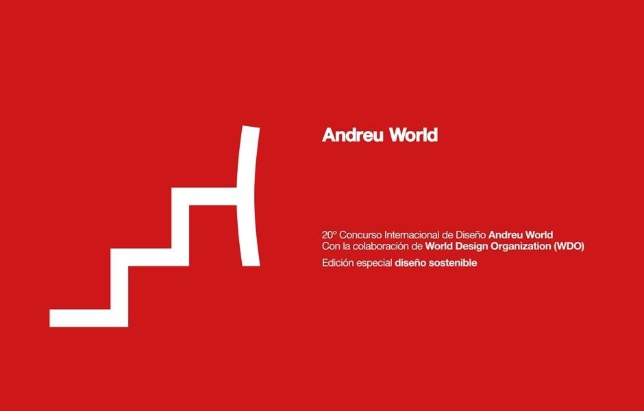 concurso internacional diseño andreu world