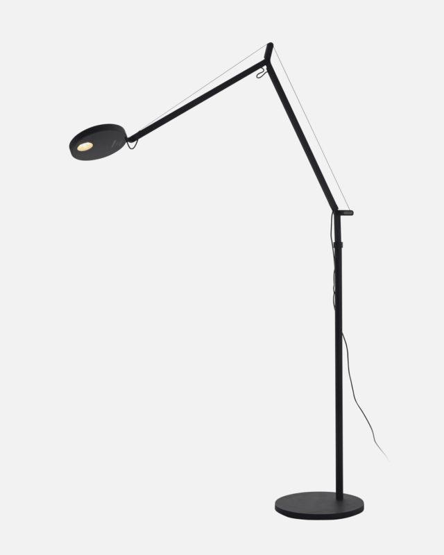 Lámpara de pie Demetra Reading Floor de Artemide